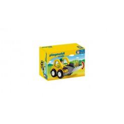 Playmobil 123 6775 Graafmachine met Werkman
