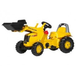Rolly Toys 025053 RollyKid W190C New Holland Construction met Lader