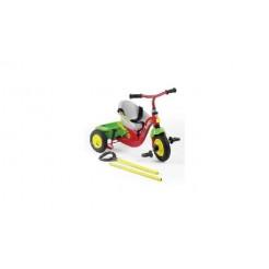 Rolly Toys 091584 RollyTrike Swing Vario Driewieler met Luchtbanden en Duwstang