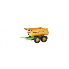 Rolly Toys  122264 RollyHalfpipe Joskin Trailer