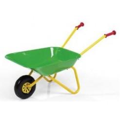 Rolly Toys 271801 Metalen Kruiwagen Groen