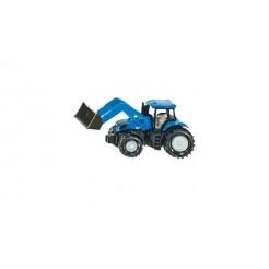 Siku 1355 New Holland Tractor + Voorlader