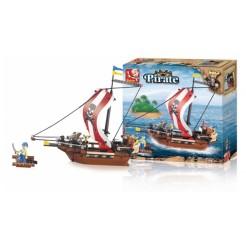 Sluban M38-B0279 Pirate Schip