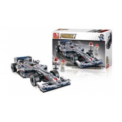 Sluban M38-B0352 F1 Racing Car 257-delig