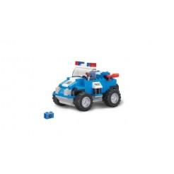 Sluban Special Police M38-B0183 S.W.A.T. Attack Politie Auto 121-delig