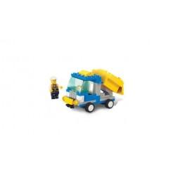 Sluban City Motors M38-B0178 Kiepwagen 65-delig