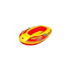 Summertime Tropicana 1-Persoons Opblaasbare Boot 144x85cm