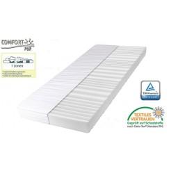 Sun Garden P520 ComfortPur 7-Zone Comfortschuim Matras H2 90x200x16cm