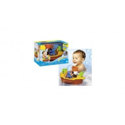 Tomy Aqua Fun Piratenboot Badset