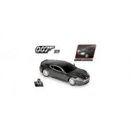 James Bond RC Auto DBS V12 1:32 + Horlogezender