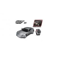 James Bond RC Auto DB10 1:32 + Horlogezender