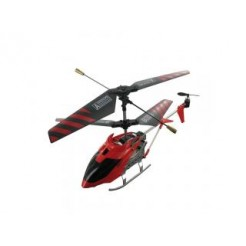 BeeWi Storm Bee Bluetooth Controlled Helicopter BBZ351-A6 Rood voor IOS