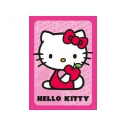 Hello Kitty Appel Speelkleed 95x133cm