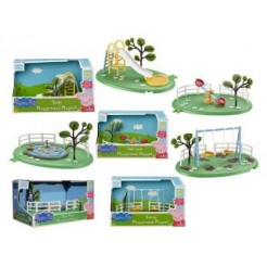 Peppa Pig Playground Assorti
