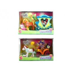 Fairy Kins Carriage Assorti