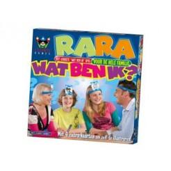 Clown Rara Wat Ben Ik? Family Edition