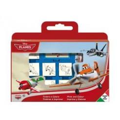 Disney Planes Stempeldoos 10-delig
