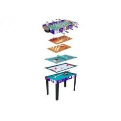 10in1 Multi Game Tafel