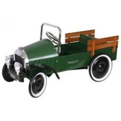 Oldtmer Trapauto 1929 Metal Pickup Green