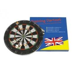 Longfield Dartbord 2cm met Darts