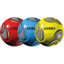 Derby Voetbal PVC Nr5 350gr Assorti