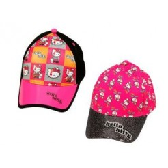 Hello Kitty Cap Maat 52/54 Assorti