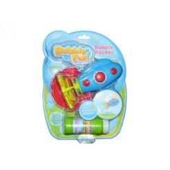 Bubble Fun Rocket Bellenblaas Machine