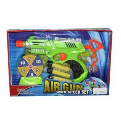 Air Gun Wind Speed Set met Darts