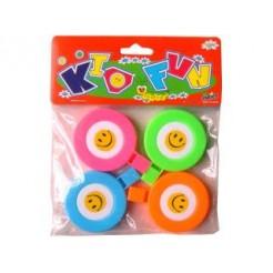 Kid Fun Fluitje Smile 4 stuks