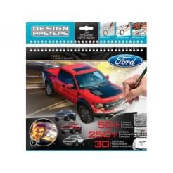 Design Masters Book Ford Truck Schetsboek Set