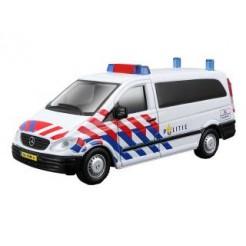 Burago Politie Bus
