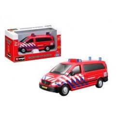 Burago Brandweer Bus