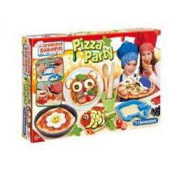 Keuken Piet Pizza Party 8+