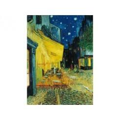Clementoni 1000 Museum Van Gogh Puzzel 1000 stukjes