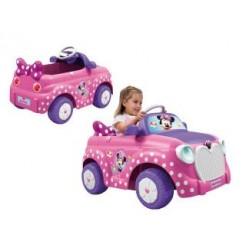 Feber Minnie Mouse Auto 6V 3+