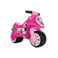 Injusa Minnie Motorbike Loopmotor  1,5+