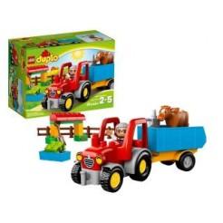 Lego Duplo 10524 Landbouwtractor