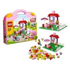 Lego Basic 10660 Roze Koffer