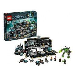 Lego Agents 70165 Ultra Agents Hoofdkwartier