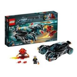 Lego agents 70162 inferno interceptie