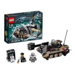 Lego Agents 70161 Tremor Track Infiltratie