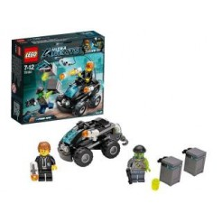 Lego Agents 70160 Overval aan de Oever
