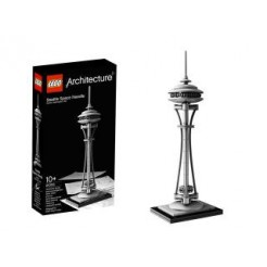 Lego Architect 21003 Seattle