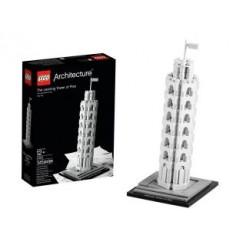 Lego Architect 21015 De Scheve Toren van Pisa