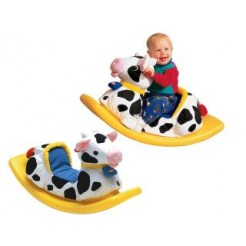Little Tikes Rocker Koe Soft
