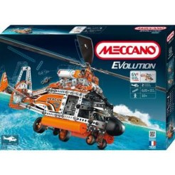 Meccano Evolution 640+ Helicopter