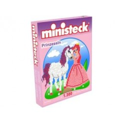 Ministeck Paardenprinses 1300 stukjes