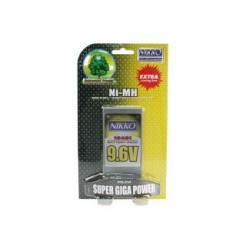Nikko Giga Pack Nimh 9,6V
