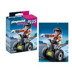 Playmobil 5296 Agent + Racer