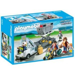 Playmobil 5262 Vliegtuigtrap